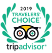 "Awarded in the TripAdvisor Traveller's Choice Awards 2019 at the category ""Top 25 Luxury Hotels in Greece"""