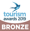 Awarded with the Bronze Award for our official video ''Seize the Moment'' in the category ''Branding in Tourism Awards 2019''